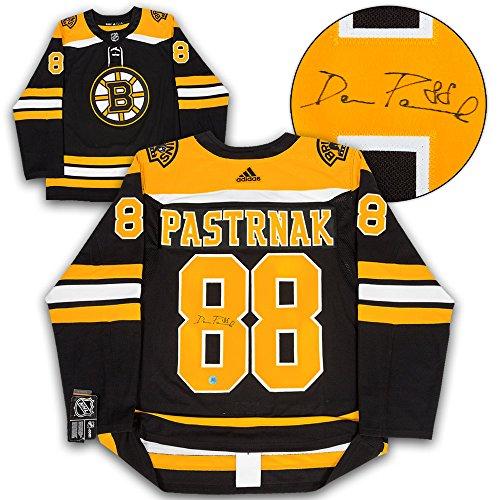 David Pastrnak Boston Bruins Autographed Authentic Hockey Jersey