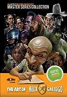 Art of Alex Gallego: Design, Caricatures, Illustration: MadArtistPublishing.com Presents MASTER SERIES COLLECTION (MASTER COLLECTION SERIES) by Mad Artist Publishing(2013-01-01)