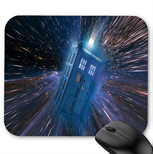 N\A Tappetino per Mouse Doctor Who Tardis