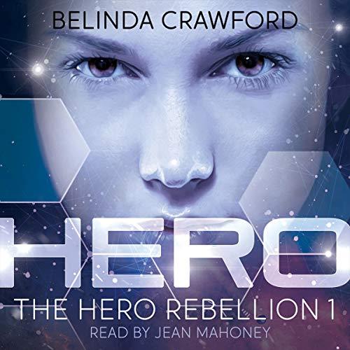 Hero audiobook cover art