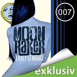 Moonraker (James Bond 3) cover art