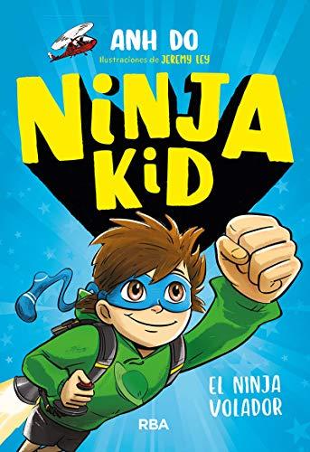 Ninja Kid 2. El ninja volador (PEQUES)