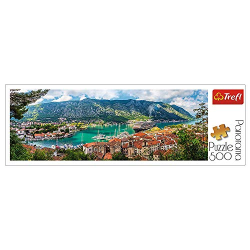 Trefl TR29506 Kotor, Montenegro Puzzle, Farbig