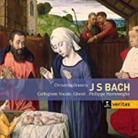 J.S. Bach : Christmas Oratorio by Philippe Herreweghe/Collegium Vocale (2011-05-03)