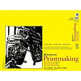 Strathmore 300 Series Lightweight Printmaking Pad, 18 by 24', 40 Sheets