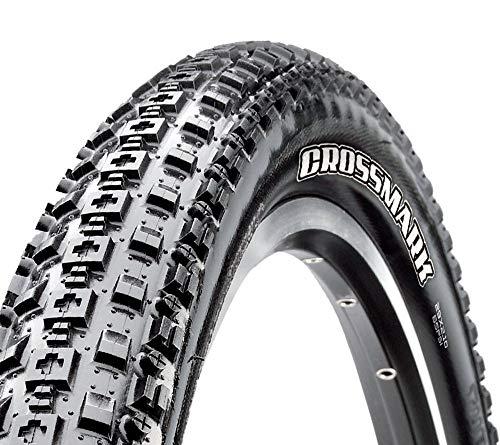 Product Image 1: Maxxis CrossMark Mountain Bike Tire (Folding 62a, 26×2.1)