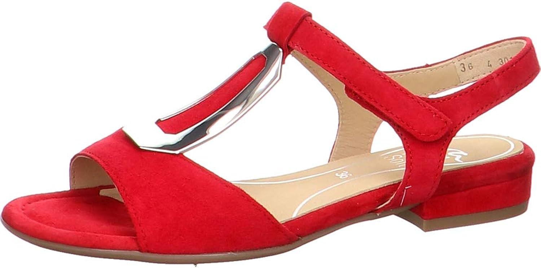 ARA Damen Vegas 1216839 T-Spangen Sandalen  | Wir haben von unseren Kunden Lob erhalten.