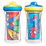 Best Kids Sippy Cups - The First Years Marvel Insulated Sippy Cup 9 Review