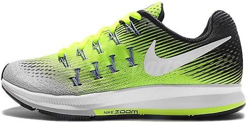 Nike Wmns Nike Air Zoom Pegasus 33, Women's Running Shoes, Yellow ...