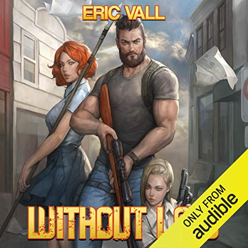 Without Law Audiobook By Eric Vall cover art