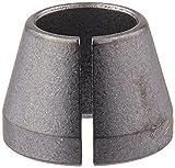 MAKITA 50800340300 763608-8-Casquillo conico de 6,35 mm (1/4') para Modelos 3707fc, 4403, 0 V, Negro