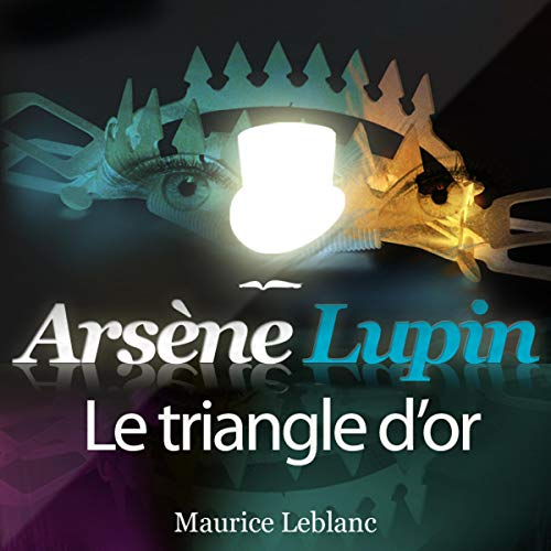 Le triangle d'or audiobook cover art
