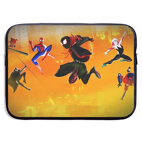 Spider Man 13-15 Inch Laptop Sleeve Bag Portable Water Resistant Computer Liner Laptop Case Notebook Cover