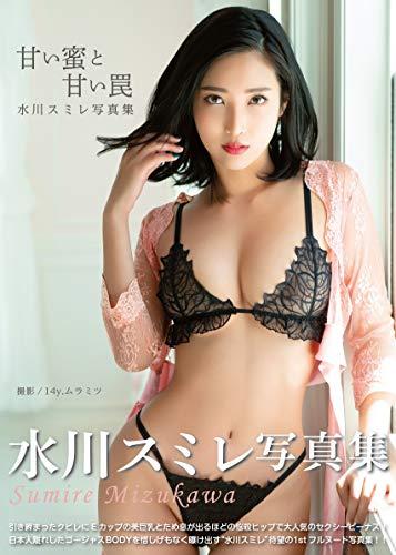 【Amazon.co.jp 限定】水川スミレ写真集『甘い密と甘い罠』DVD+amazon限定生写真10枚付