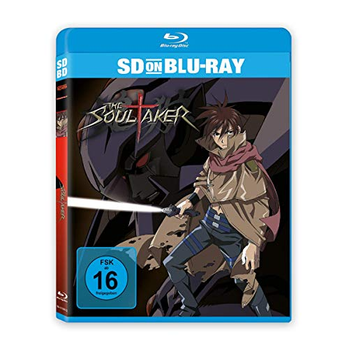 Soultaker - Gesamtausgabe - SD on [Blu-ray] [Alemania]