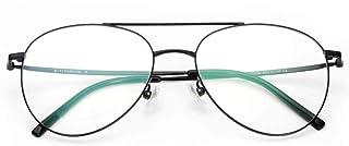 Blue Light Blocking Glasses Pilot Frame vermoeidheid van de ogen lichtgewicht titanium frame Ontlast voor Gaming Computer ...