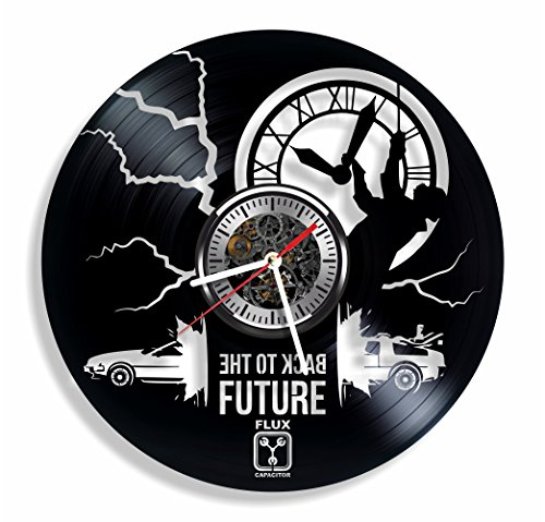 Back to the Future- handmade Back to the Future ornament decoration and gift idea for any occasion
