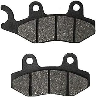 Motorcycle Front Brake Pads For Kawasaki Klx 125 10-13 Kx125 Kx 125 89-93 Kdx 200 Kdx200 1993 1994 Kx 250 1989-1993