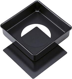 貝印 KAI ケーキ型 COOKPAD スクエア 底取式 15㎝ DL8014