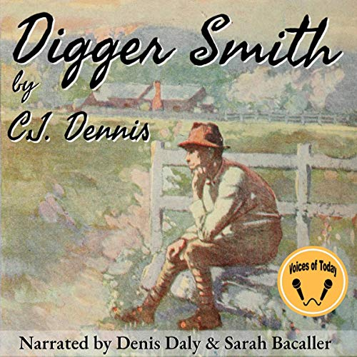 Digger Smith Titelbild
