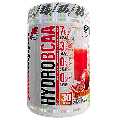 ProSupps Hydro BCAA Supplement, 429 g, Blood Orange
