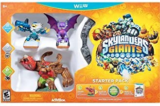 Skylanders Giants Starter Pack for Nintendo Wii U