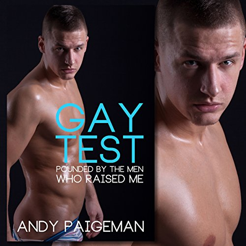Gay Test audiobook cover art