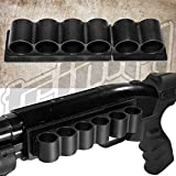 TRINITY Supply 6 Round Shotshell Pump Shell Holder for Keltec Ksg Shells Carrier Hunting Accessory Holder 12 Gauge Tactical Shell Pouch Ammo Shell Round slug Carrier Reload Adapter Target Range Gear.