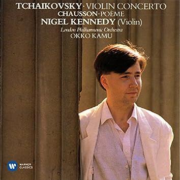 Tchaikovsky: Violin Concerto - Chausson: Poème