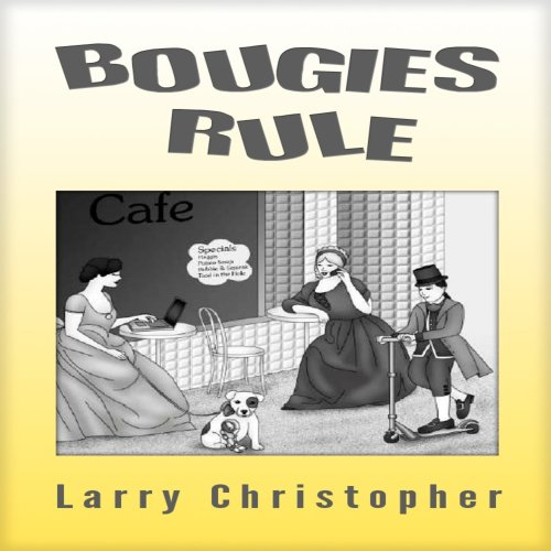 Bougies Rule audiobook cover art