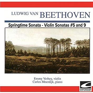 Beethoven - Springtime Sonata - Violin Sonatas #5 and 9