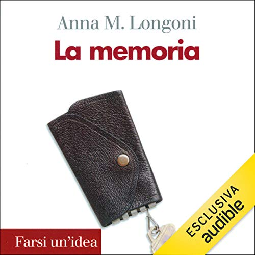 La memoria copertina