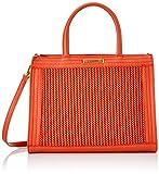 Valentino by Mario - Jarvey, Shoppers y bolsos de hombro Mujer, Naranja (Arancio), 14x26x35 cm (B x H T)
