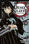 Demon Slayer Edition simple Tome 12