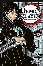 Demon Slayer - Tome 12 de Koyoharu Gotouge