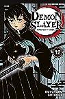 Demon Slayer, tome 12 par Gotouge