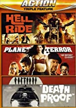 Action Movie Set: (Hell Ride / Planet Terror / Death Proof)