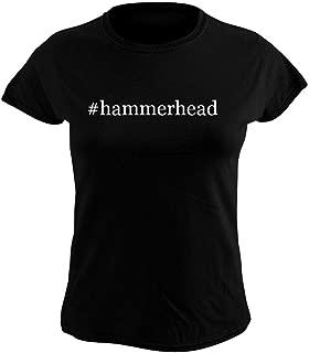 Harding Industries #Hammerhead - Women's Hashtag Graphic T-Shirt