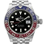 "Fashion Shopping Rolex GMT-Master II""Pepsi"" Men's Luxury Watch 126710BLRO"