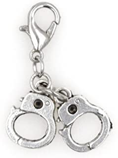 Best police charm necklace Reviews