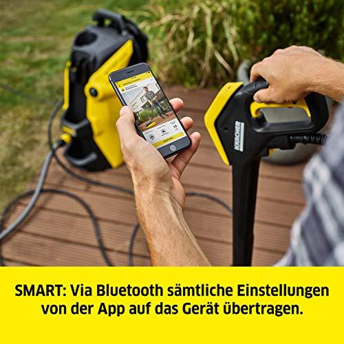 Kärcher Hochdruckreiniger K 7 Smart Control: Innovative Bluetooth-App-Verknüpfung - unsere kraftvollste Lösung für jede Reinigungsaufgabe - 2
