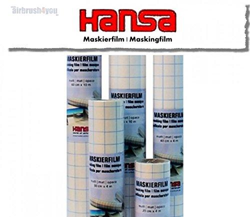 HANSA Maskierfilm, Formate:20cm x 4m