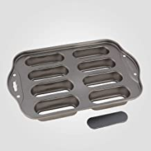 Cake mold 8 rectangular molds