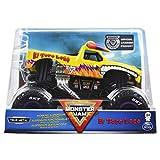 Monster Jam 6058828 Official El Toro Loco Monster Truck, Die-Cast Vehicle, 1:24 Scale