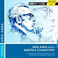 Geza Anda plays Bartok & Tchaikovsky by Anda