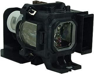 Supermait VT85LP / 50029924 Replacement Projector Lamp with Housing for NEC VT480 / VT490 / VT491 / VT580 / VT590 / VT595 / VT695 / VT495 / VT480G / VT490G / VT491G / VT580G / VT590G / VT595G / VT695G