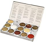 Gourmet Oil Dipping Spice Kit! 15 Herbs And Spices Dip Seasoning Blend! Bread Dipping Seasoning Mix!...