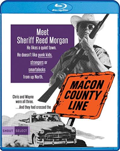Macon County Line [Blu-ray]