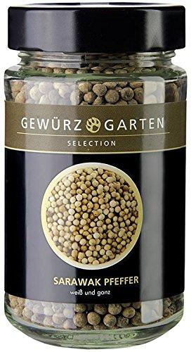 Gewürzgarten | Sarawak Pfeffer, weiß, ganz