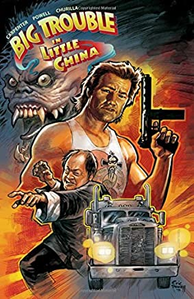 Big Trouble in Little China 1: The Hell of the Midnight Road & the Ghosts of Storms